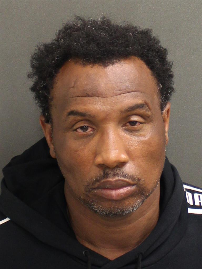 ANDRE RAMON JENKINS Mugshot / County Arrests / Orange County Arrests