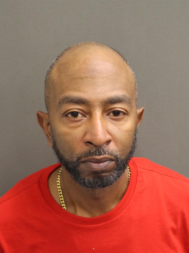 WALTER ALEXANDER RHODEN Mugshot / County Arrests / Orange County Arrests