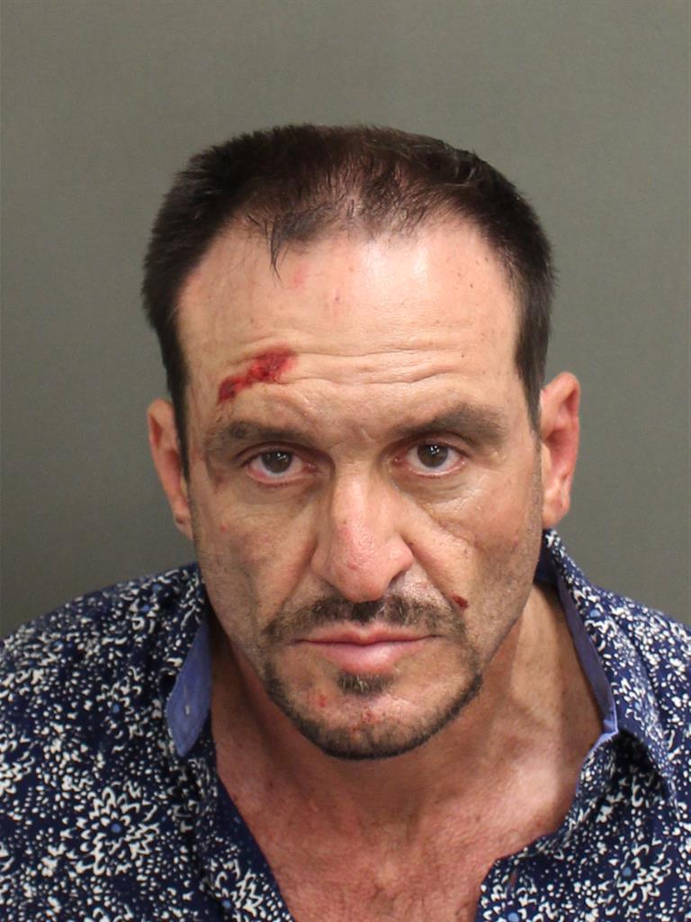 RAUL CANINO Mugshot / County Arrests / Orange County Arrests