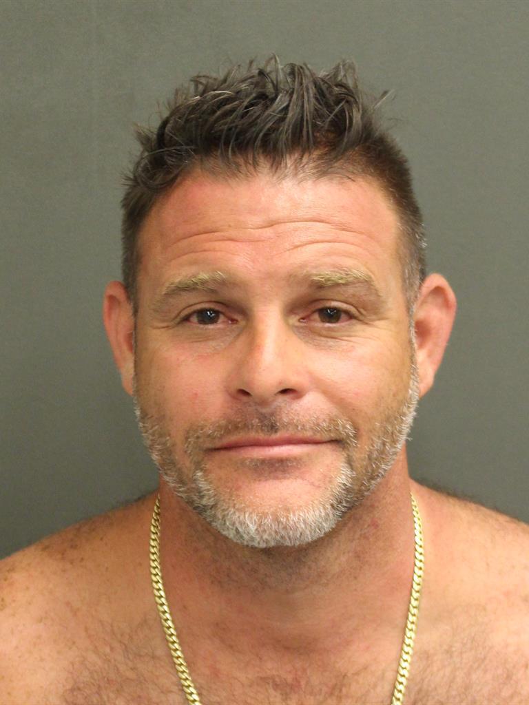MICHAEL A LYNNE Mugshot / County Arrests / Orange County Arrests