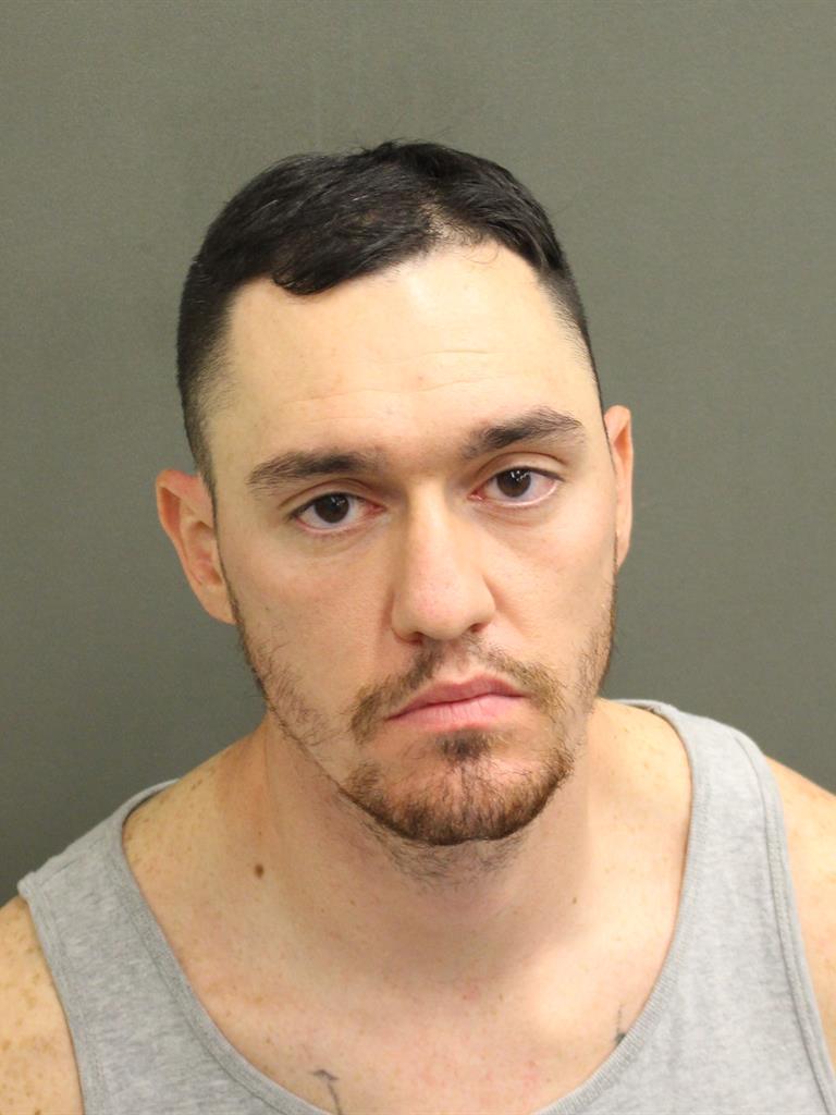 CODY ALEXANDER MANUEL Mugshot / County Arrests / Orange County Arrests