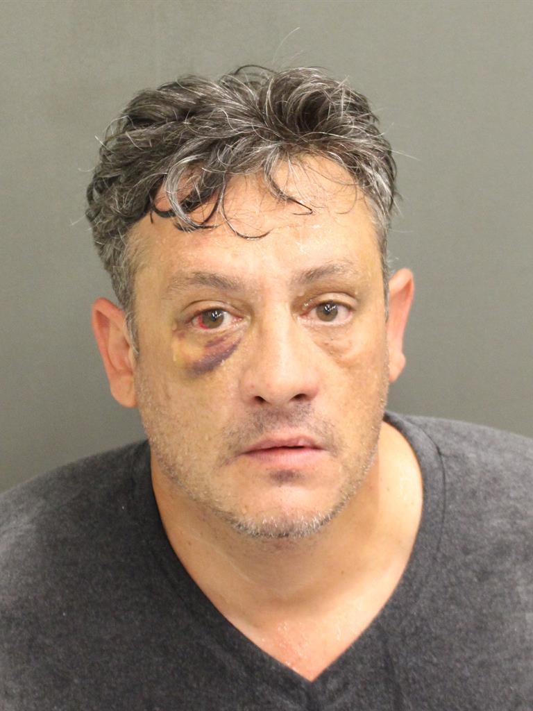 ARCHIE WANKO Mugshot / County Arrests / Orange County Arrests