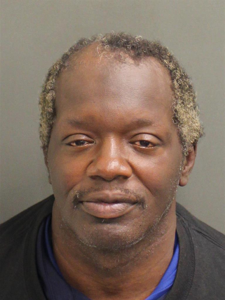 BYRON ANDREW LAWSON Mugshot / County Arrests / Orange County Arrests