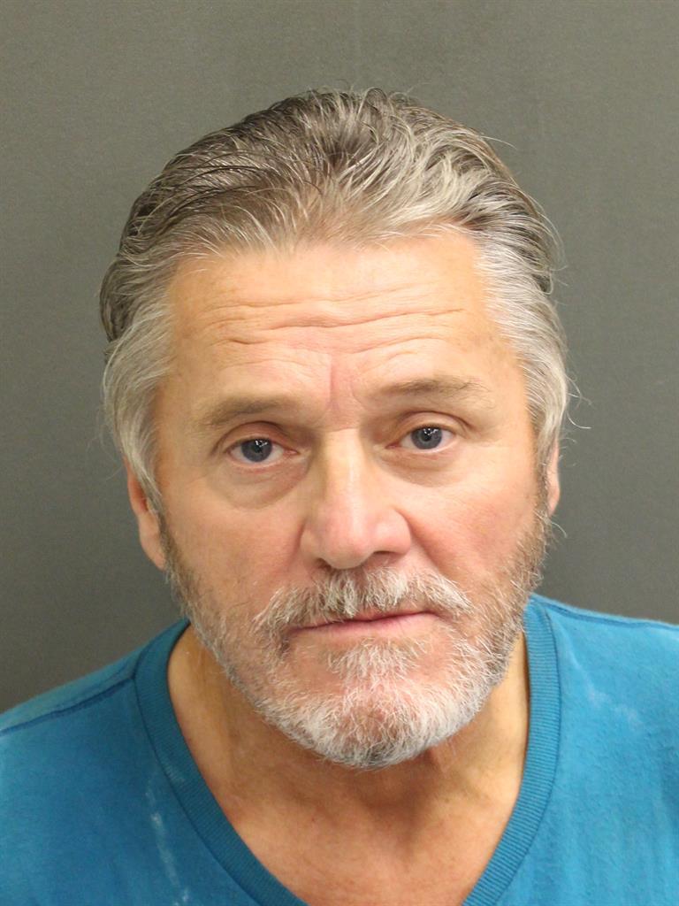 RONALD D GUFFEY Mugshot / County Arrests / Orange County Arrests