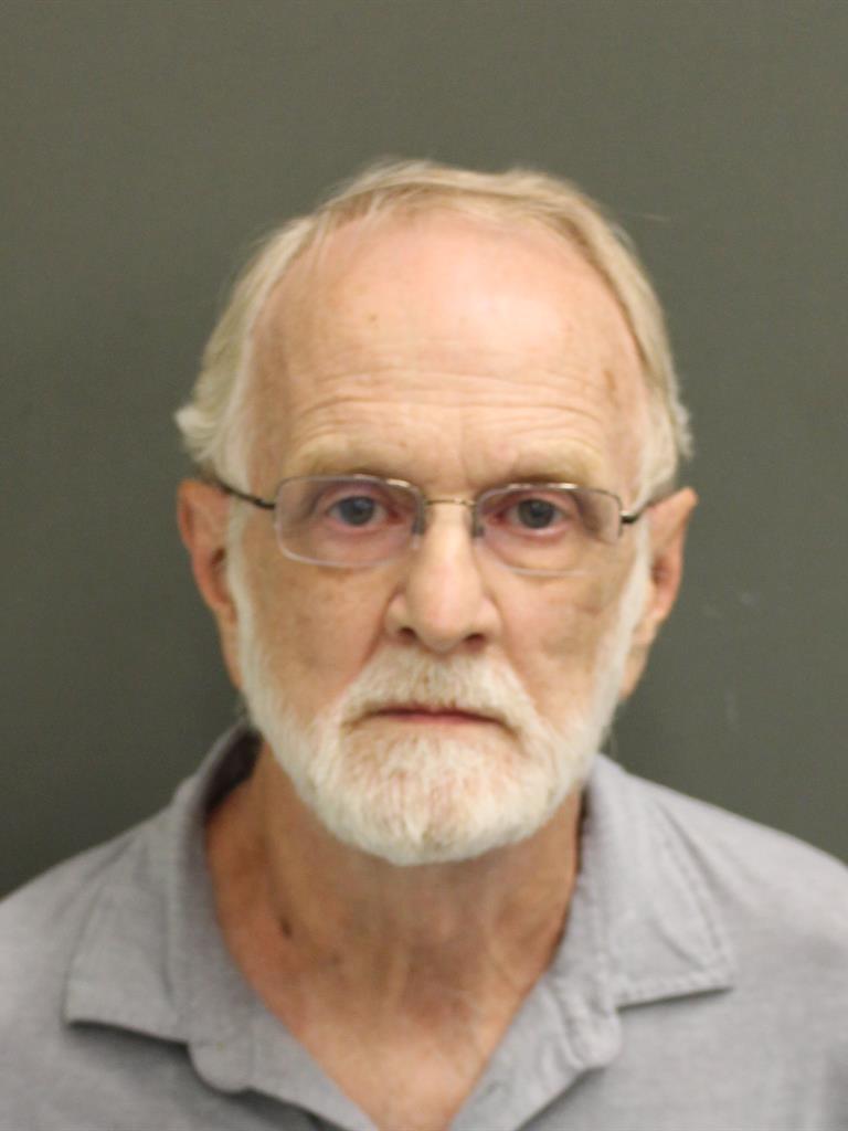 DALE HARMON MCCAULEY Mugshot / County Arrests / Orange County Arrests