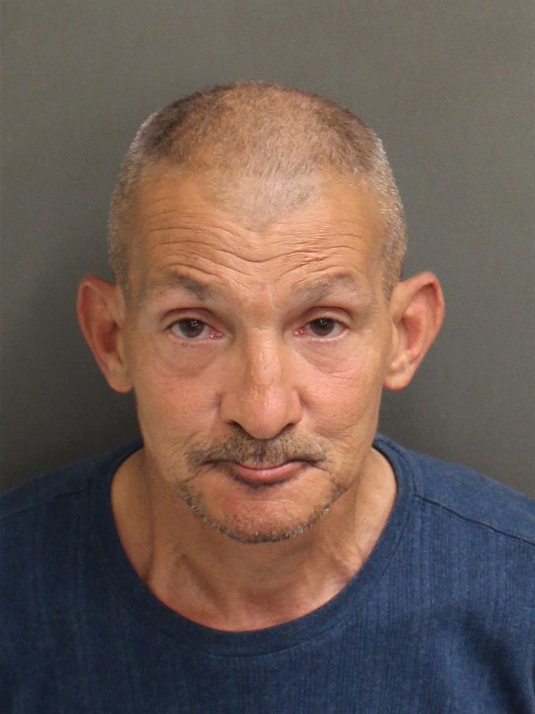 DONALD W CARR Mugshot / County Arrests / Orange County Arrests
