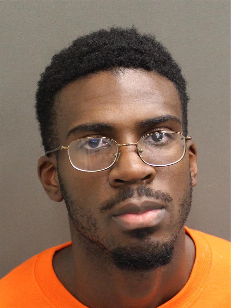 OMARION JUDAH COLEMAN Mugshot / County Arrests / Orange County Arrests