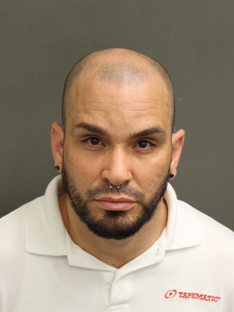 YAMIL OMAR SEMIDEYMEDINA Mugshot / County Arrests / Orange County Arrests