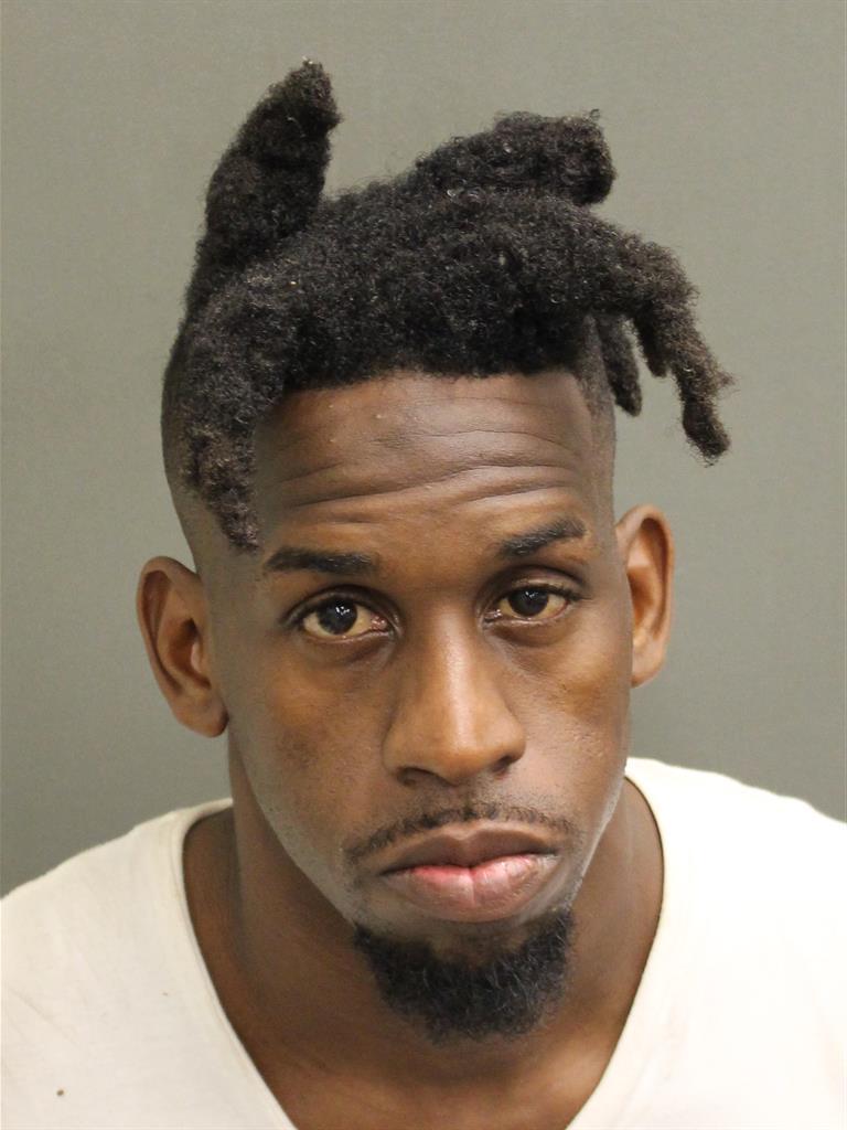 JONATHAN BENNARD JACKSON Mugshot / County Arrests / Orange County Arrests