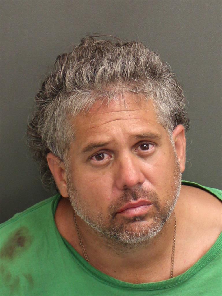 ALBERT CHARLES III VALDES Mugshot / County Arrests / Orange County Arrests