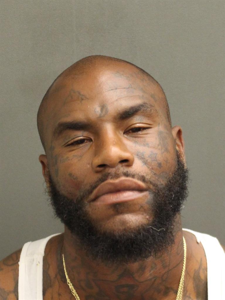 DARRIUS L WALKER Mugshot / County Arrests / Orange County Arrests
