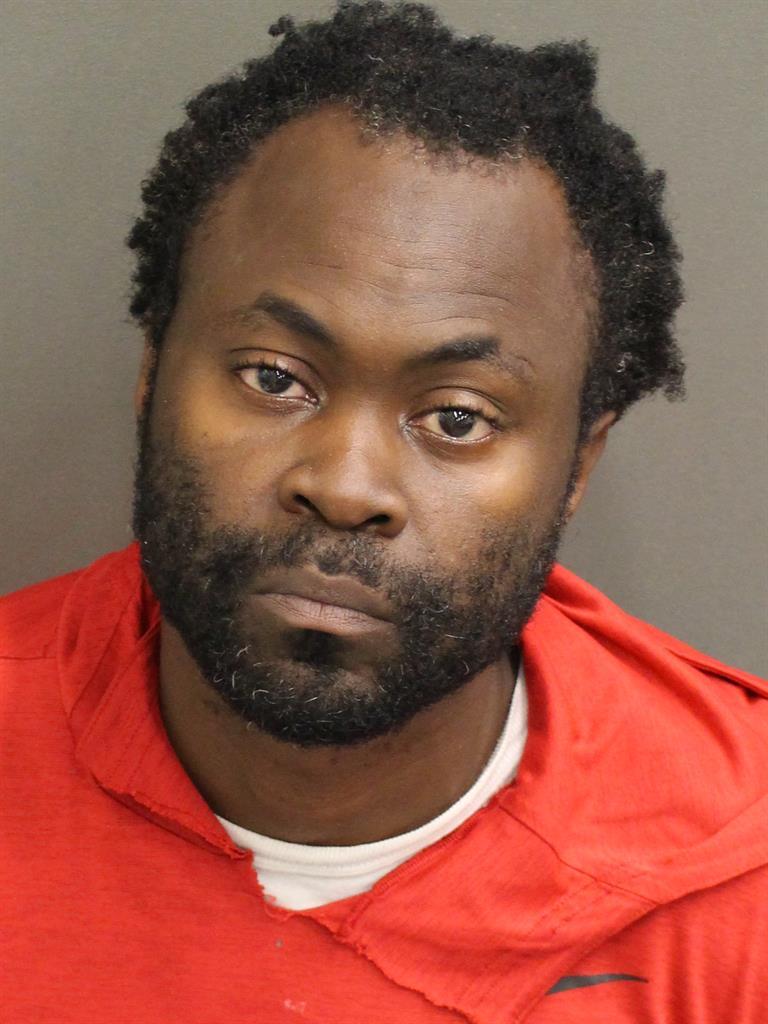 GORDON CHARLES Mugshot / County Arrests / Orange County Arrests