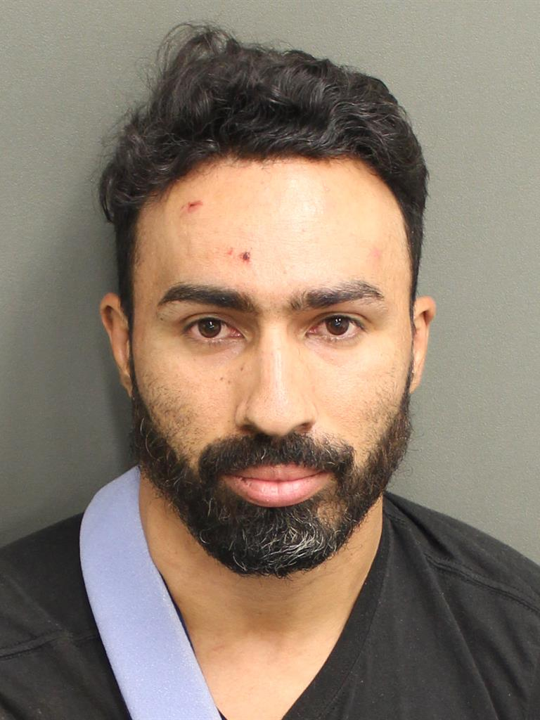 JUAN LUIS MALDONADO Mugshot / County Arrests / Orange County Arrests