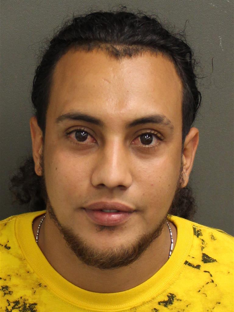 EDWIN FRANCISCO MARCIALCRESPO Mugshot / County Arrests / Orange County Arrests