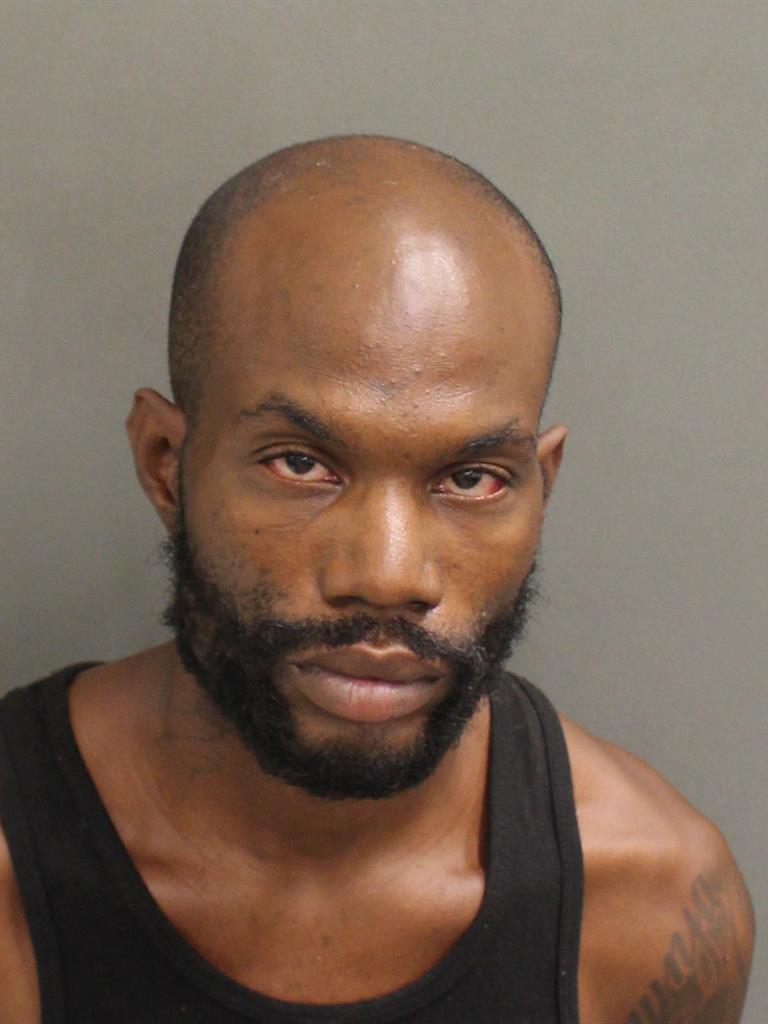 RASHAWN ALJAWAUN BROWN Mugshot / County Arrests / Orange County Arrests