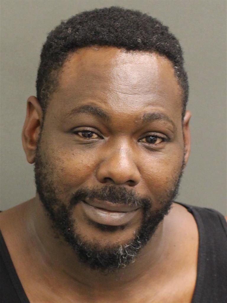 SHEDDRICK LEE BRADFORD Mugshot / County Arrests / Orange County Arrests
