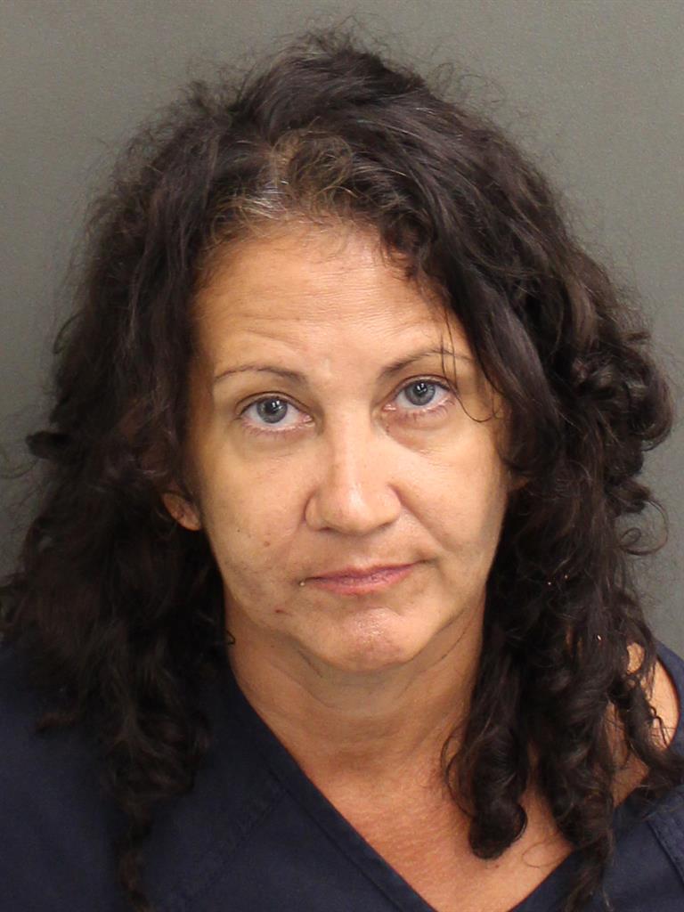 SUSAN LEANN FERPES Mugshot / County Arrests / Orange County Arrests