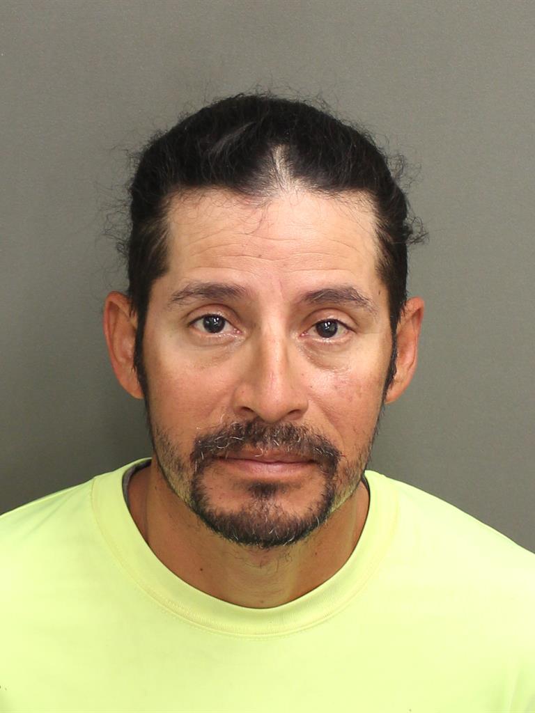 HECTOR JIMENEZ MOSCOSO Mugshot / County Arrests / Orange County Arrests