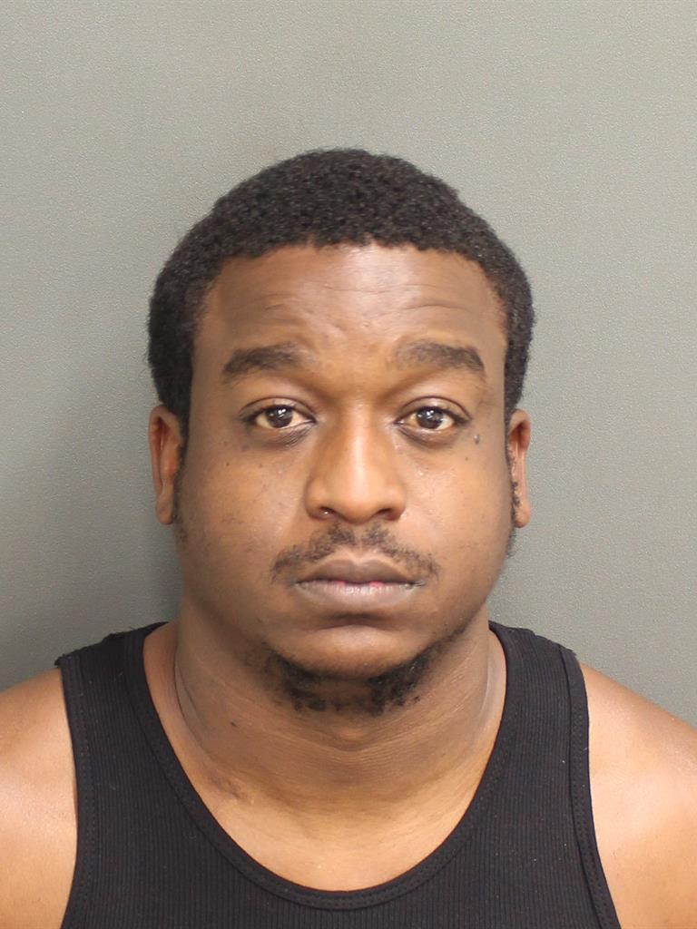 ANTHONY J JR MOBLEY Mugshot / County Arrests / Orange County Arrests