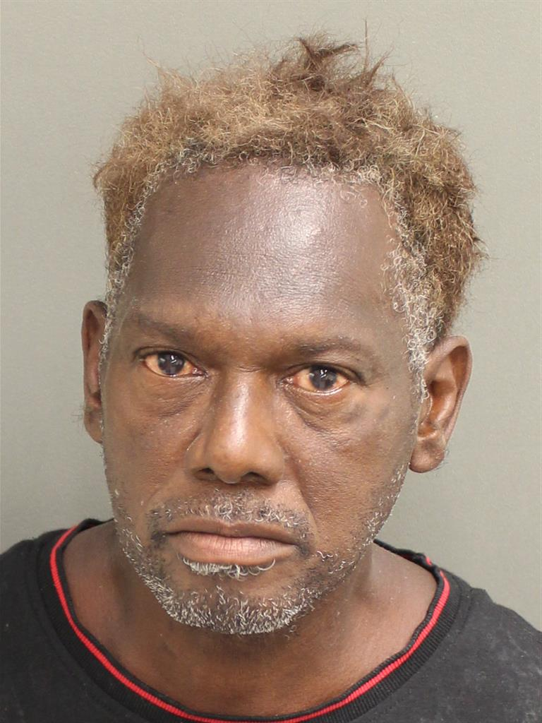MCDERYL LANE KEITH Mugshot / County Arrests / Orange County Arrests