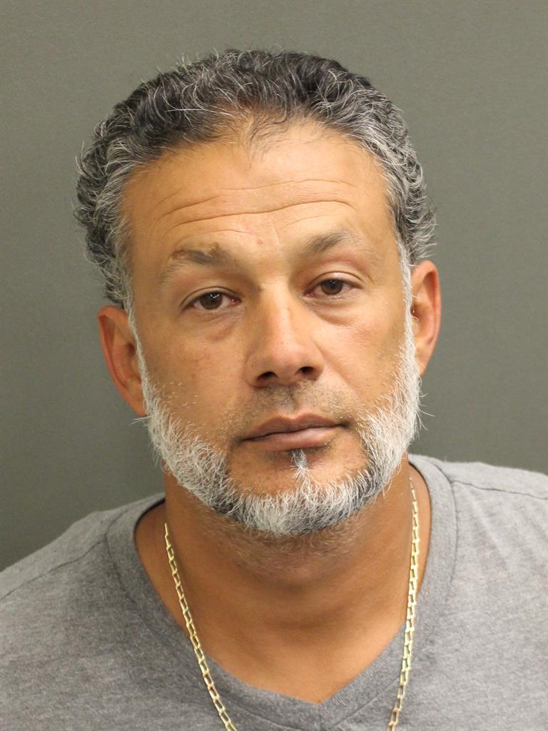 DANNY TUCKER Mugshot / County Arrests / Orange County Arrests