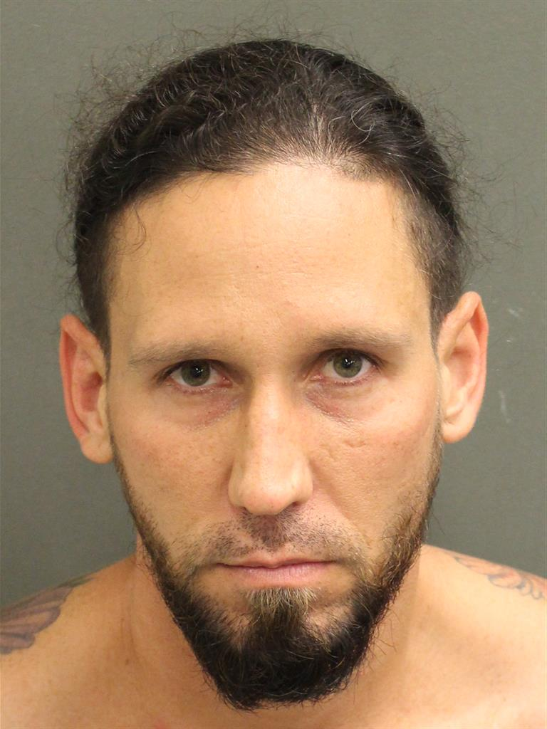 KENDAL RYAN MANIER Mugshot / County Arrests / Orange County Arrests
