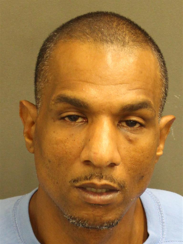 ROY OMAR PRESTON Mugshot / County Arrests / Orange County Arrests