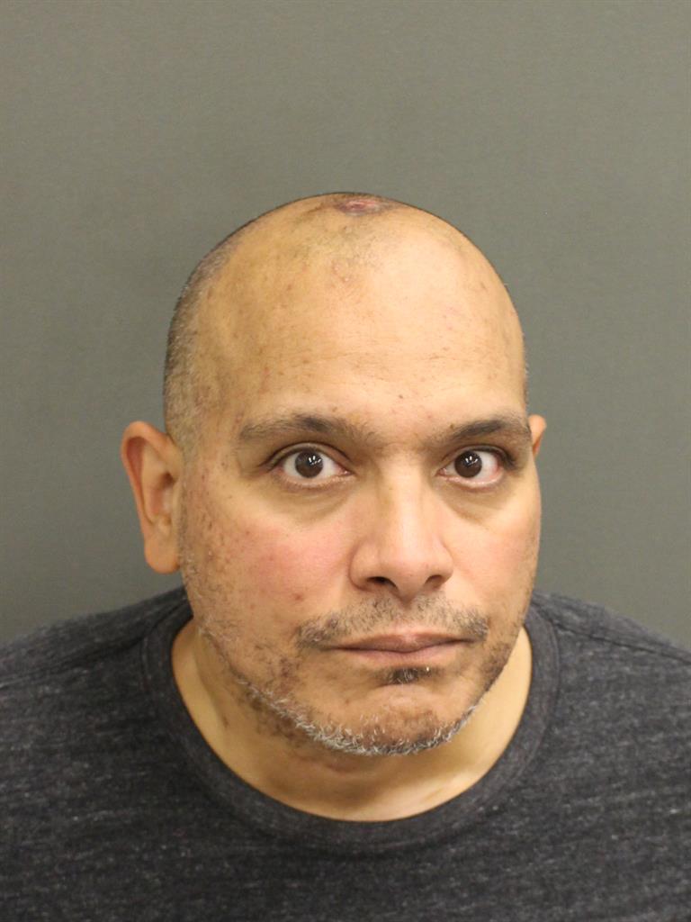DAVID BENTIEZ Mugshot / County Arrests / Orange County Arrests