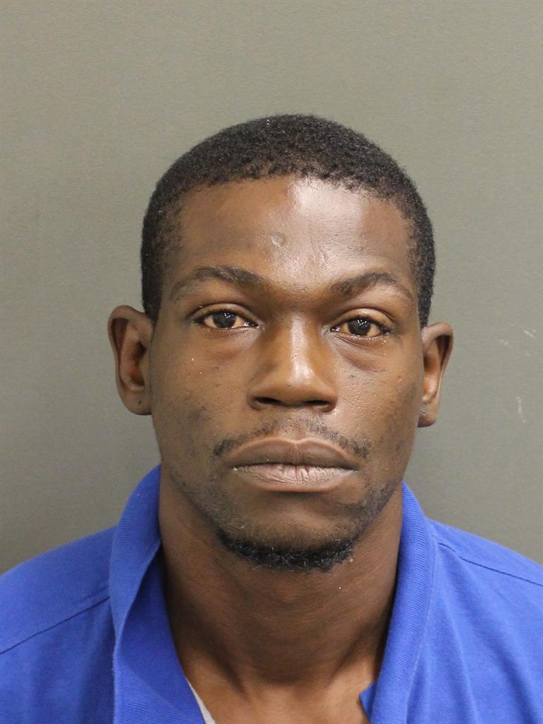 JAMARIOUS ARNEZQUANTE HARRISON Mugshot / County Arrests / Orange County Arrests