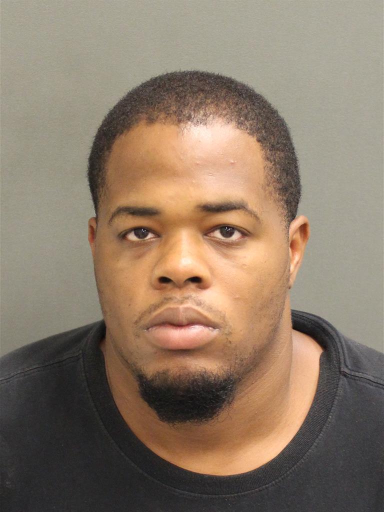 BRENNON D ATKINS Mugshot / County Arrests / Orange County Arrests