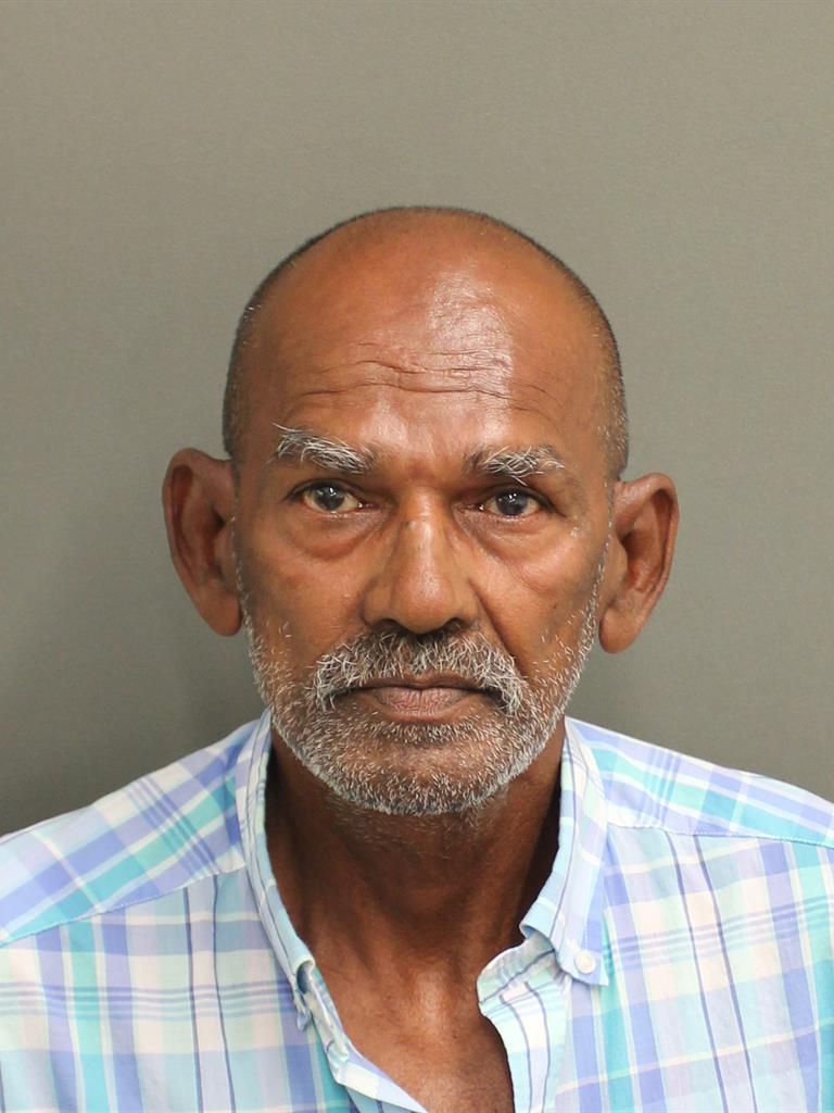 CLIFFORD ARMSTRONG BACCHUS Mugshot / County Arrests / Orange County Arrests