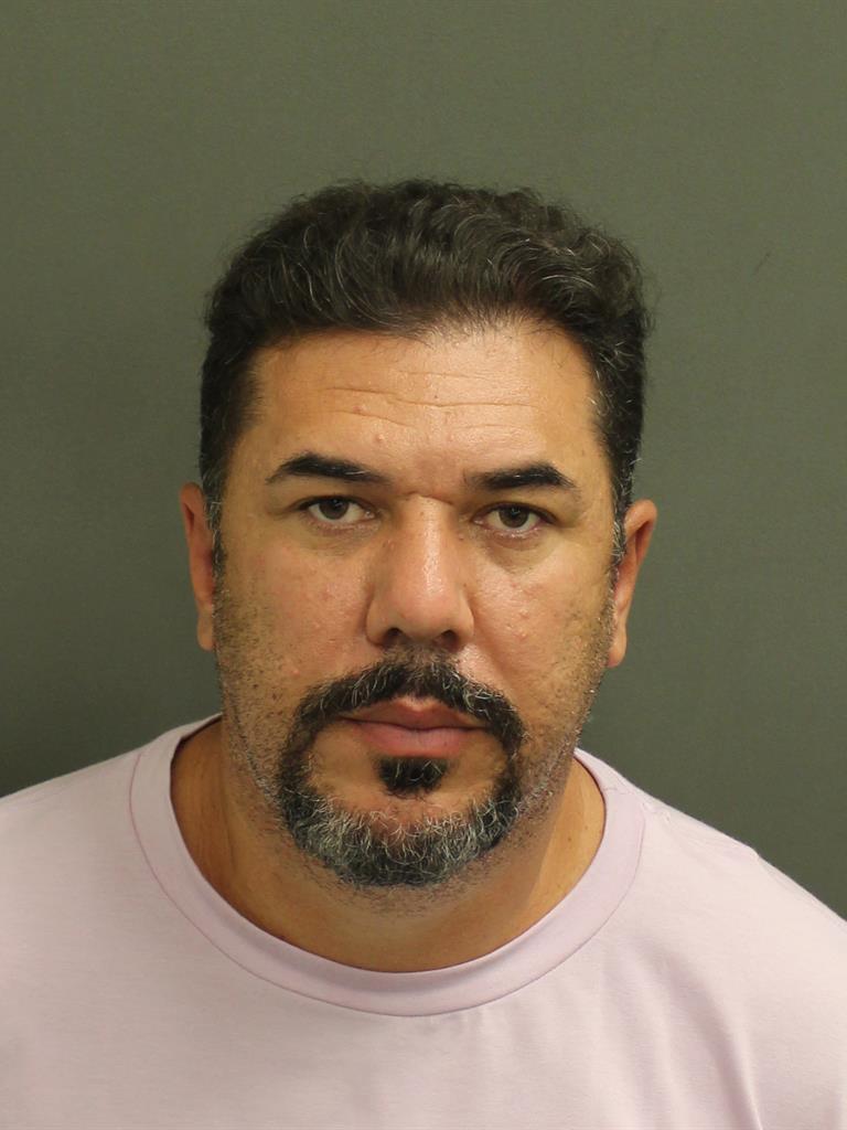 WILSON SAMARTINO Mugshot / County Arrests / Orange County Arrests