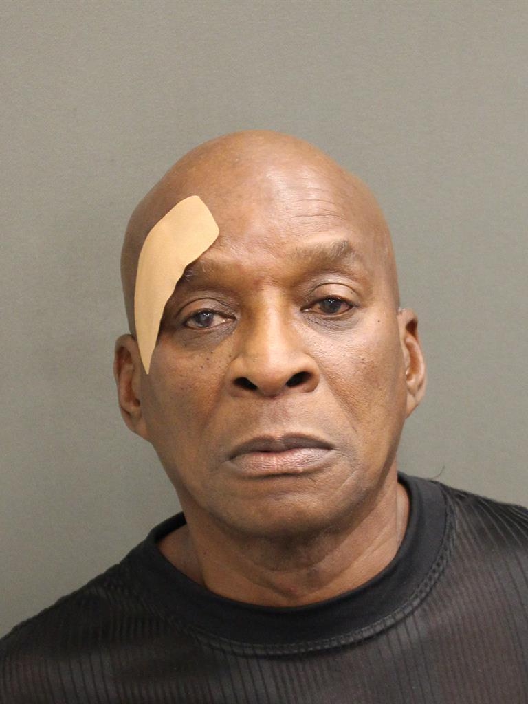 EARL SANDERS Mugshot / County Arrests / Orange County Arrests