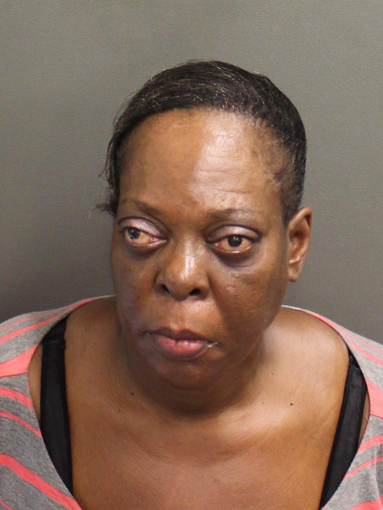 YOLANDA YVETTE NEWTON Mugshot / County Arrests / Orange County Arrests