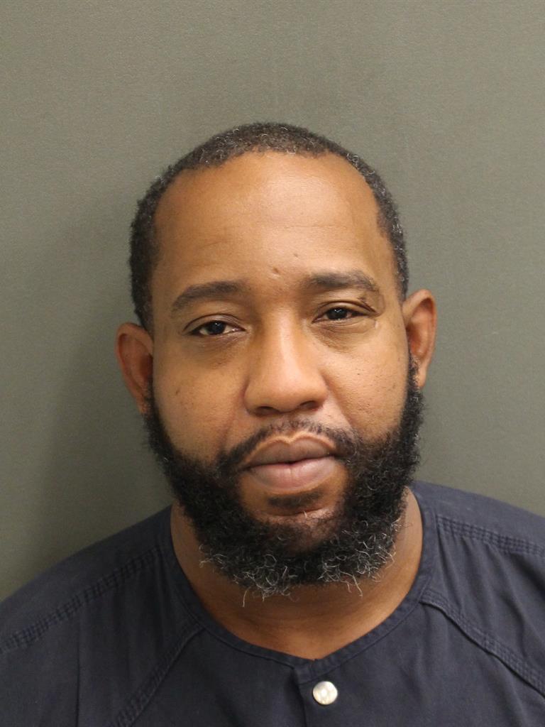 MARQUES LAMONES Mugshot / County Arrests / Orange County Arrests