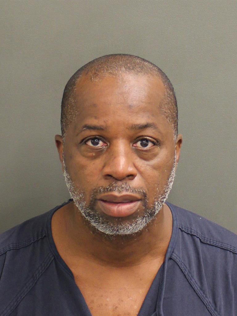 REGINALD NATHANIEL CLARK Mugshot / County Arrests / Orange County Arrests