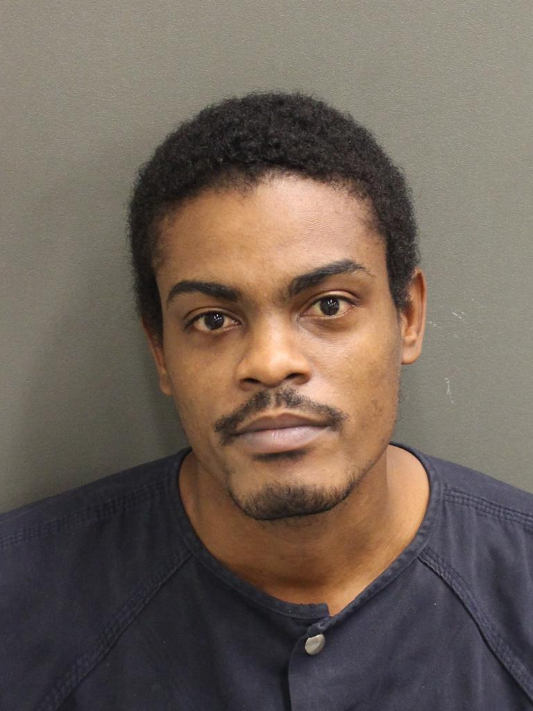 ANTOINE LINDELL JONES Mugshot / County Arrests / Orange County Arrests