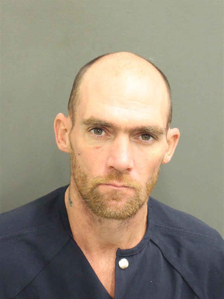 SHANE ALLEN BAISDEN Mugshot / County Arrests / Orange County Arrests