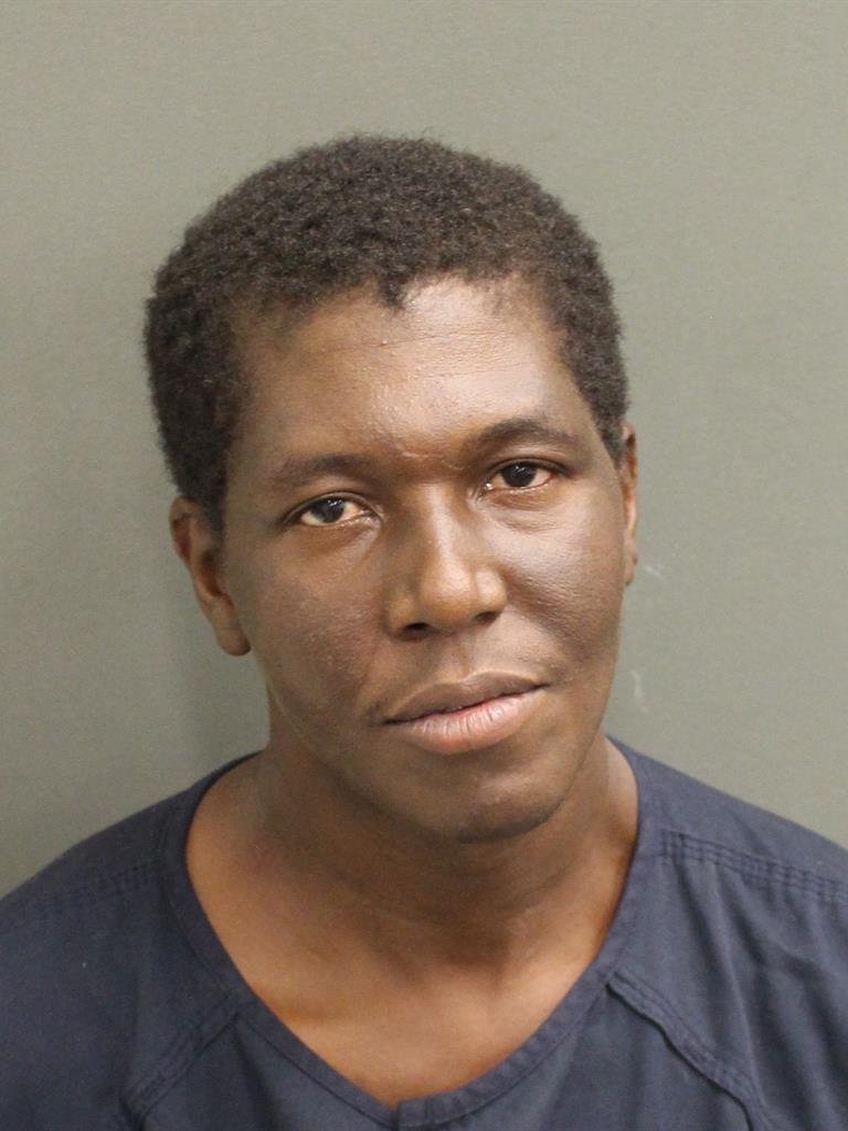 DANIEL DEMAR MAJOR Mugshot / County Arrests / Orange County Arrests