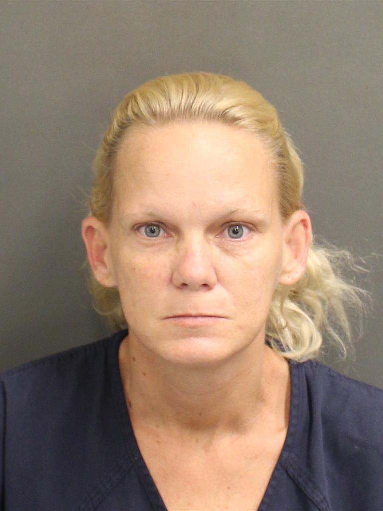 STEPHANIE ANN BARTON Mugshot / County Arrests / Orange County Arrests