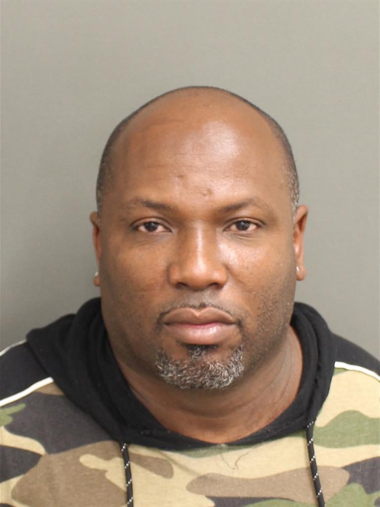 DAVID GERARDIN Mugshot / County Arrests / Orange County Arrests
