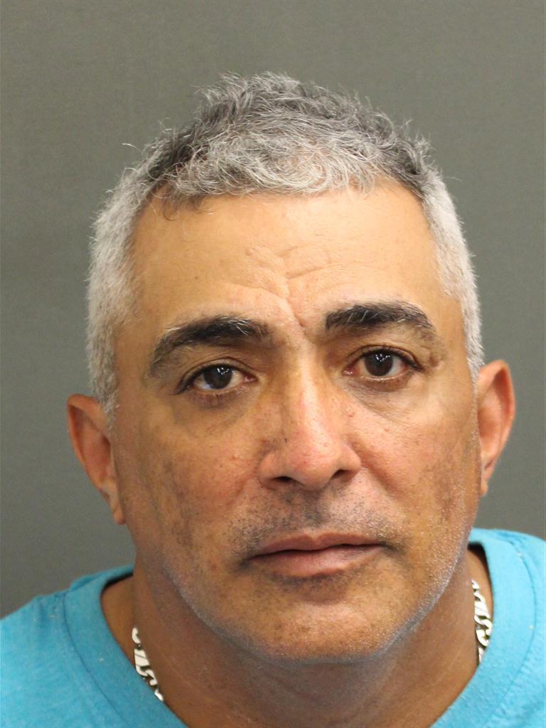 JOSE MANUEL NERISLOPEZ Mugshot / County Arrests / Orange County Arrests