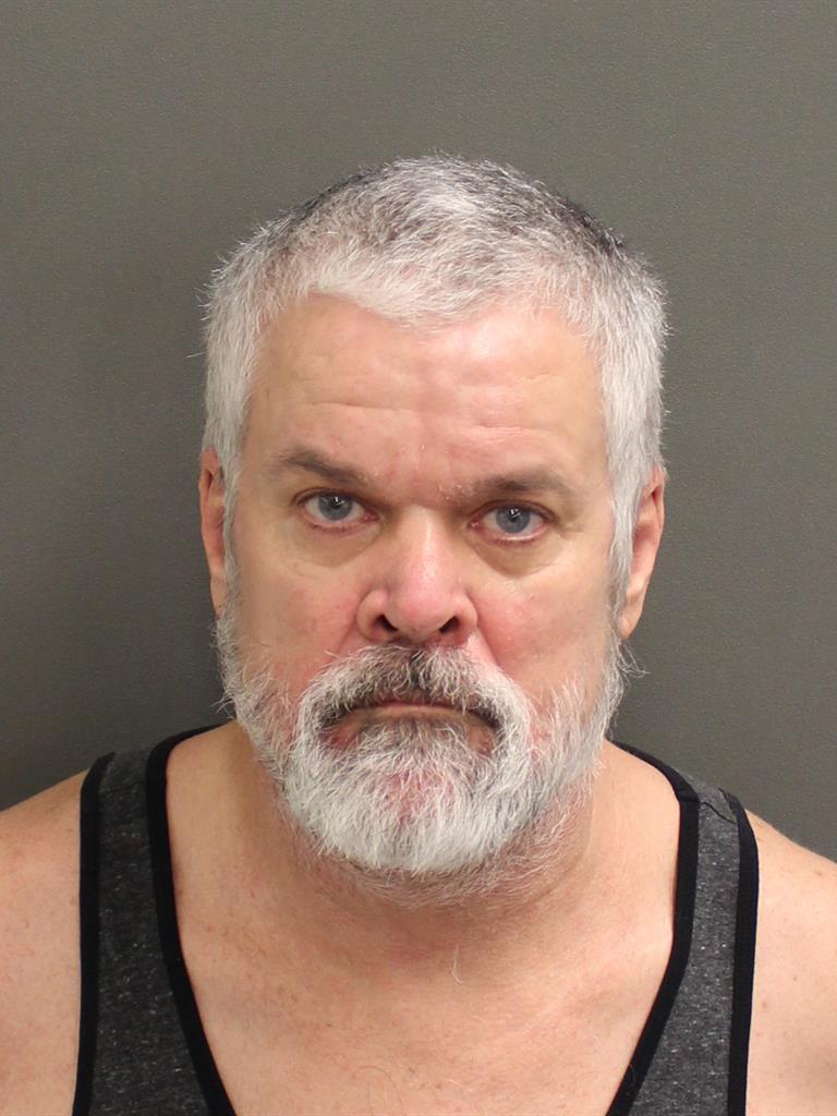WILLIAM DUNN Mugshot / County Arrests / Orange County Arrests