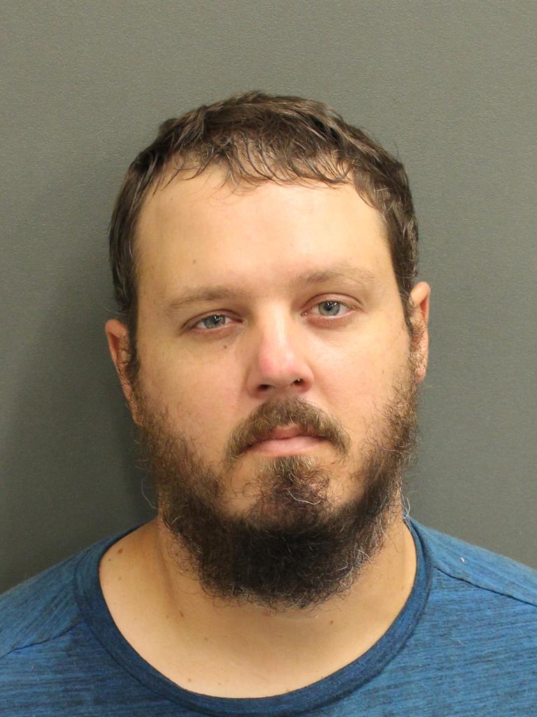 CLAY AUSTIN PADGETT Mugshot / County Arrests / Orange County Arrests