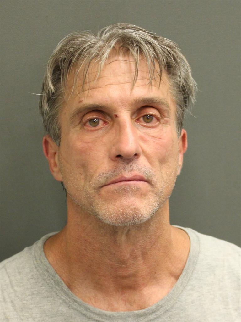 KENNETH RAY COLE Mugshot / County Arrests / Orange County Arrests