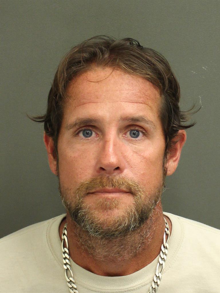 MICHEAL DAN JR HAIRE Mugshot / County Arrests / Orange County Arrests