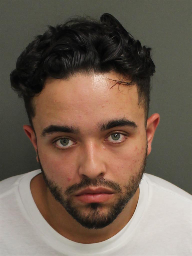 JOSE ANTONIO DIAZBOULLOSA Mugshot / County Arrests / Orange County Arrests