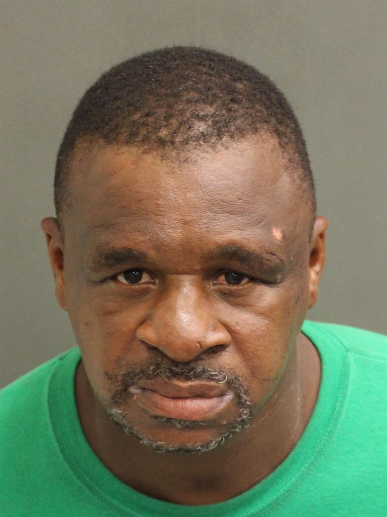 DERRICK RENARD RHODES Mugshot / County Arrests / Orange County Arrests