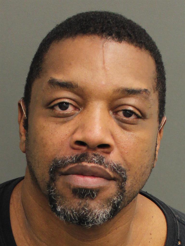 HAROLD FELMONT RHODES Mugshot / County Arrests / Orange County Arrests