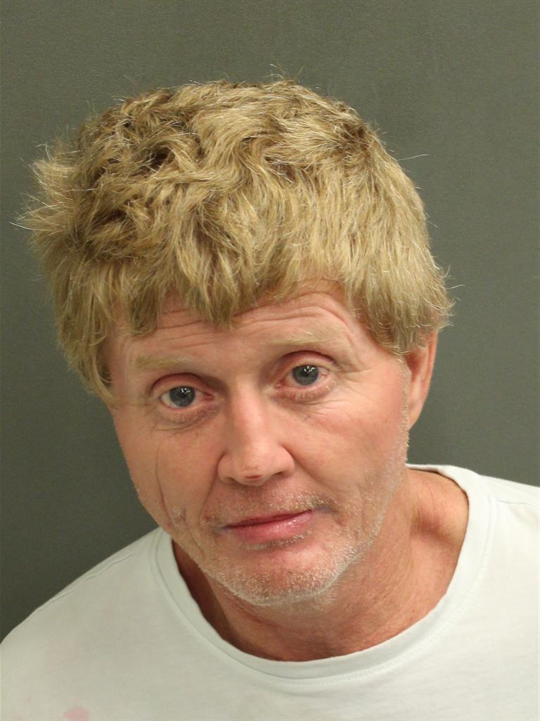 WAYNE PARTIN ROBINSON Mugshot / County Arrests / Orange County Arrests